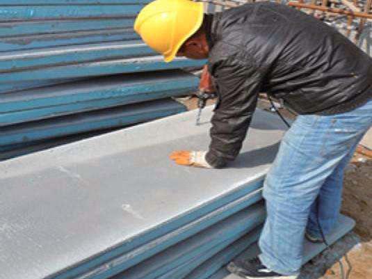 外墙保温模板工程